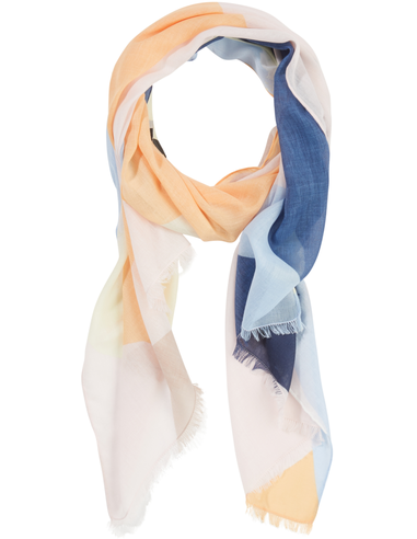 comma casual identity shawl